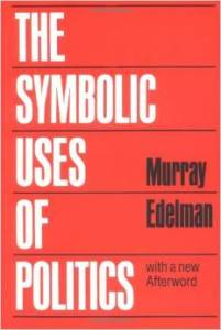 Edelman_Symbolic uses of politics