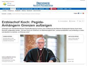 Erzbischof kocht