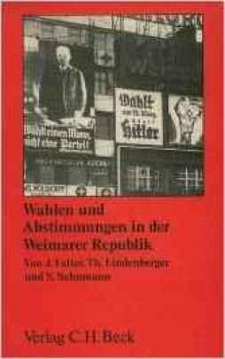 Falter Wahlen Weimar
