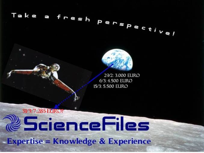 ScienceFiles Spendenstand.7285