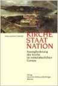 Kirche Staat Nation