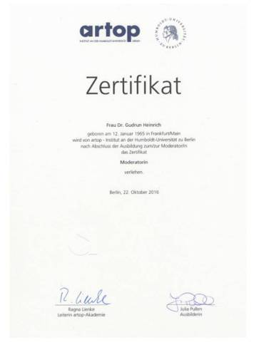 heinrich-zertifikat