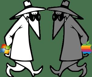 applevsmicrosoftspyware