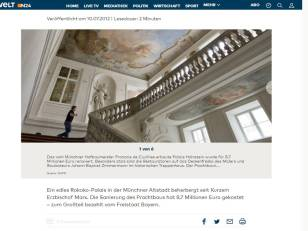 Marx Palais Holnstein