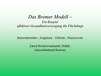 Bremer Modell
