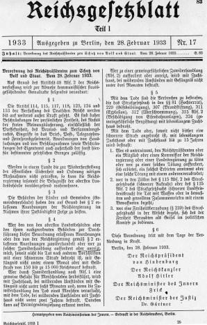 RVO_zum_Schutz_von_Volk_und_Staat_1933