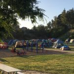 Camp Out at De Portola Elementary