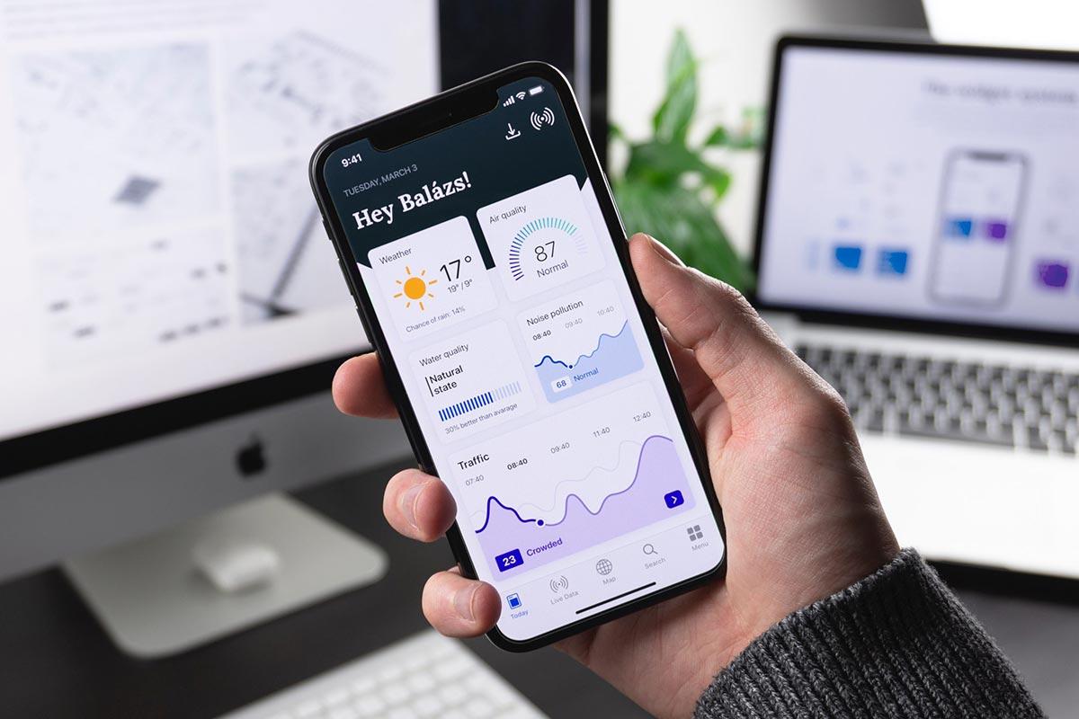 Learn mobile app development