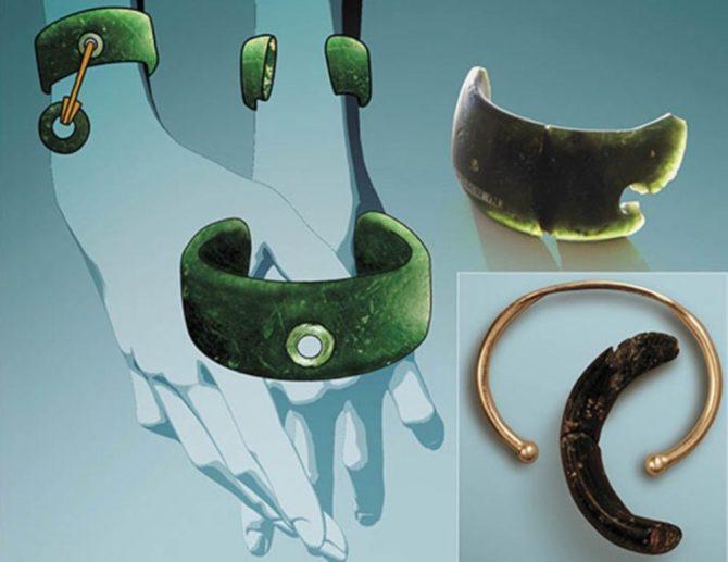 Bracelet Denisovans jewelry