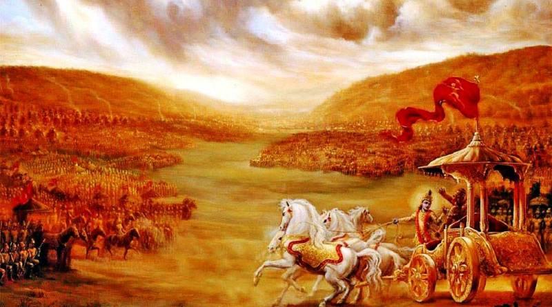 Mahabharat, Krishna and Diplomatic