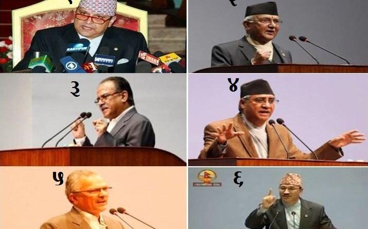 जनमत सर्वेक्षण : जनताले आफै भोट दिएर राष्ट्रपति चुन्ने हो भने तपाईं कसलाई भोट हाल्नुहुन्छ ?