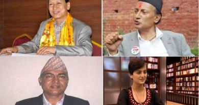 Candidates of Mayors of Kathmandu