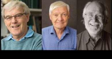 सन् २०१७ को रसायनशास्त्रतर्फको नोबेल पुरस्कार तीन वैज्ञानिकलाई