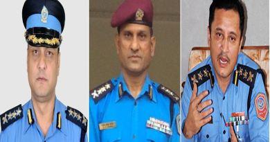 Future IJP of Nepal Police