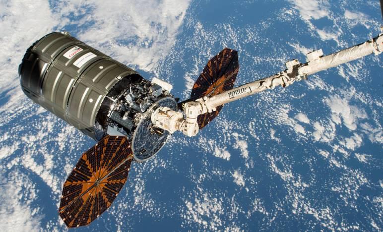 नेपाली भू-उपग्रह पुग्यो अन्तर्राष्ट्रिय अन्तरिक्ष केन्द्रमा