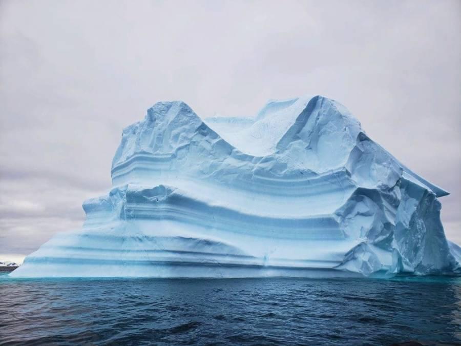 Iceberg A68a – January 13, 2021