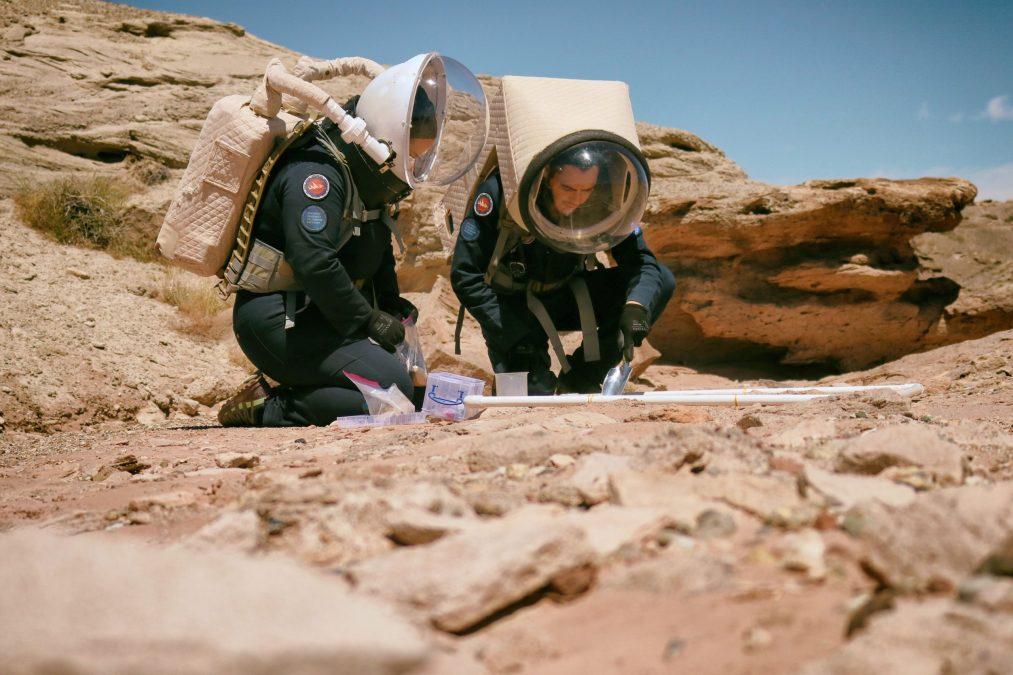 Mars on Earth – June 16, 2021