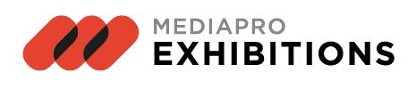 Logo Mediapro exhibitions