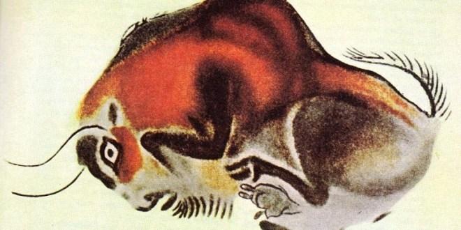 malba z altamiry, zdroj wikipedia, licence obrázku public domain