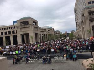 MFS Indianapolis Crowd