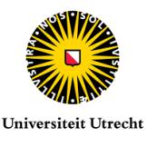 University of Utrecht, Nederlands logo
