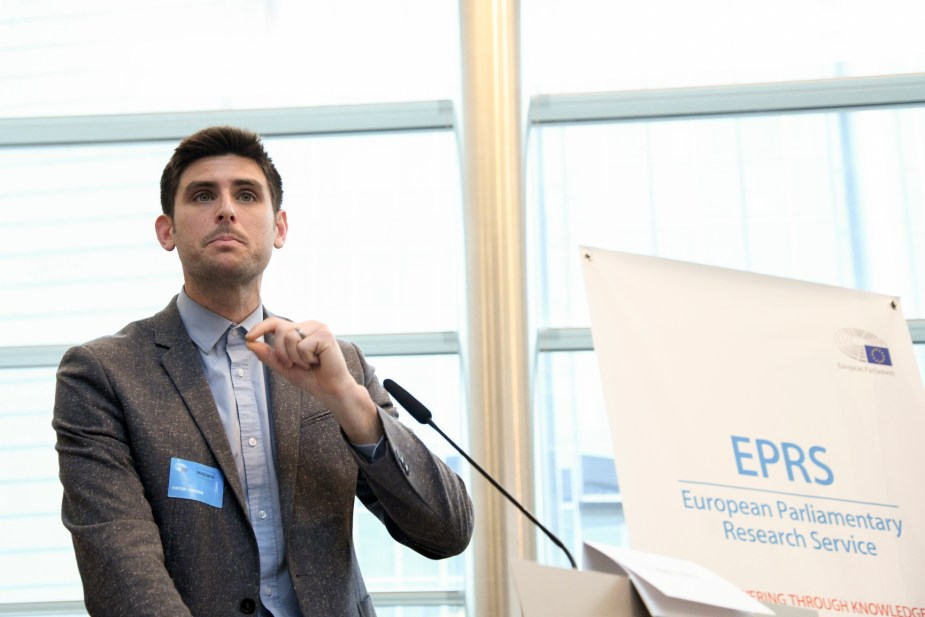 Scott was the key-note speaker of the workshop of the European Science-Media Hub on 6th February