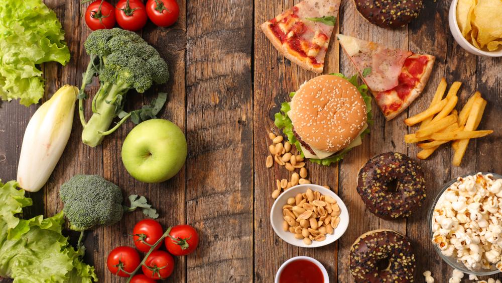 Junk food ESMH Press Review