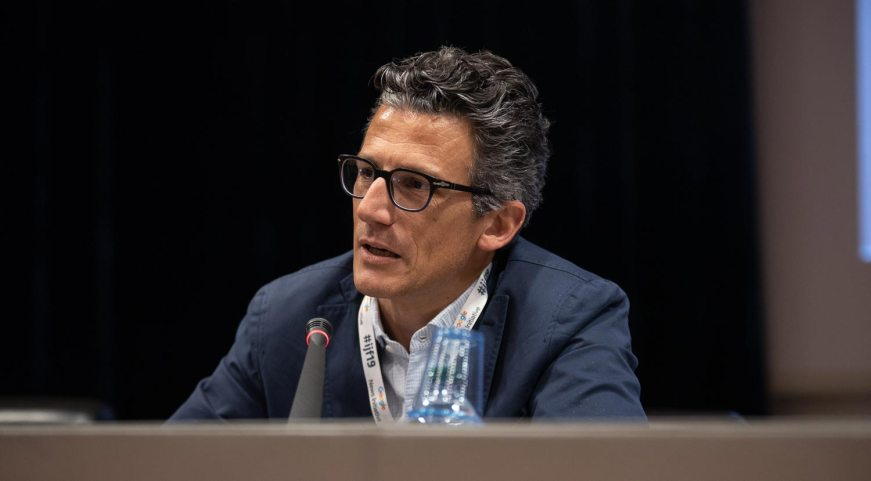 Guido Romeo from Facta at IJF 2019
