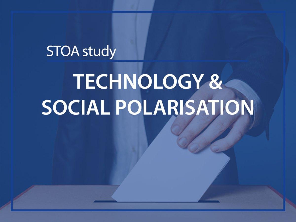STOA study Technology & social polarisation ESMH