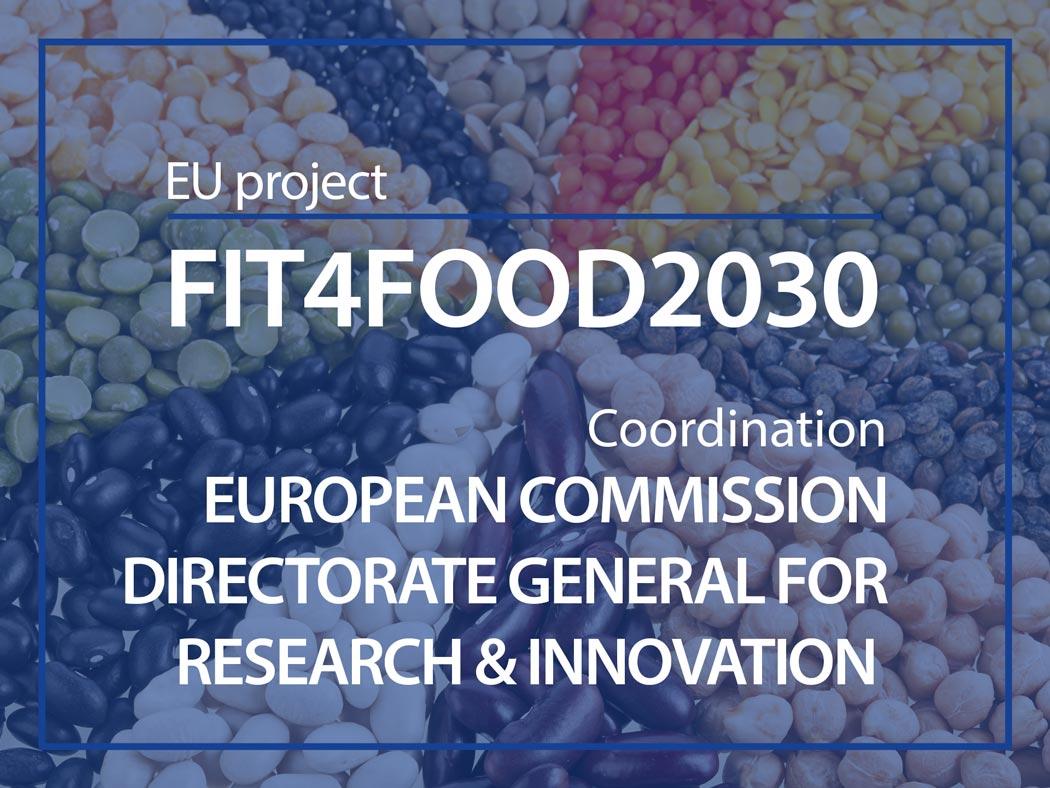 EU project : FIT4FOOD2030