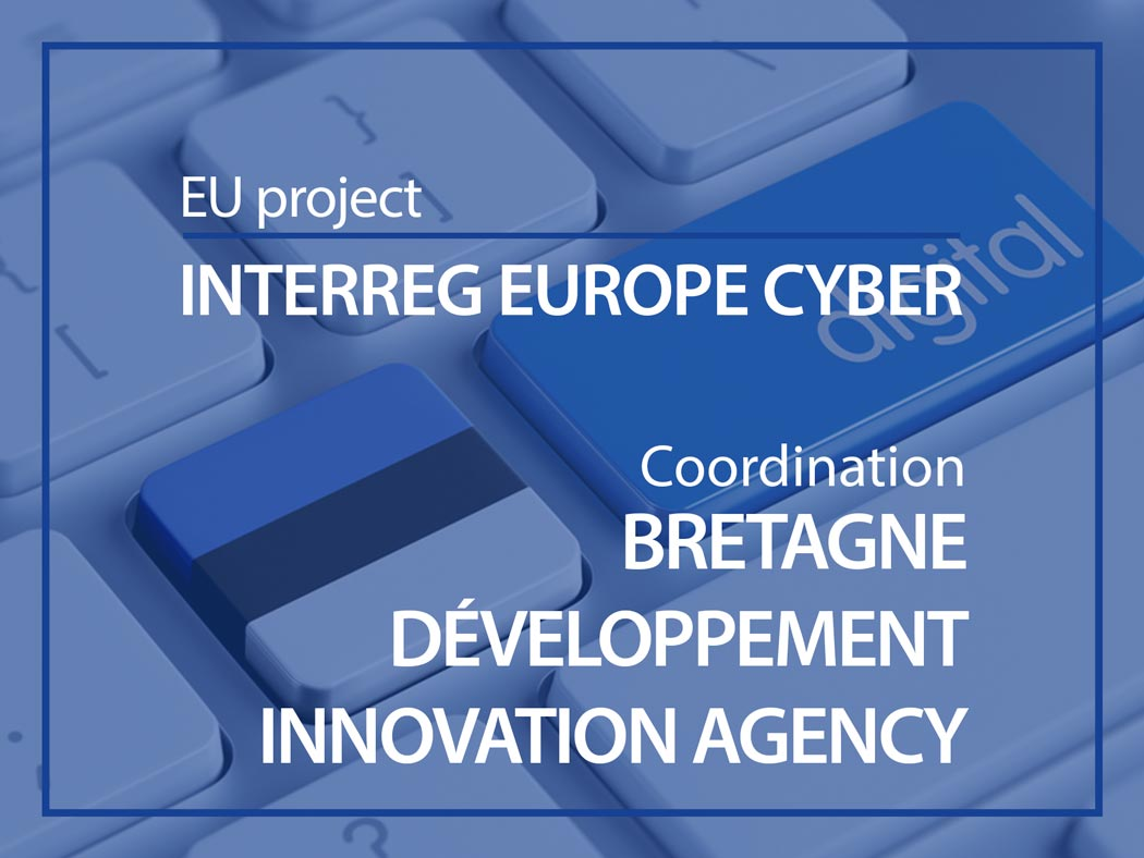 EU project : Interreg Europe CYBER