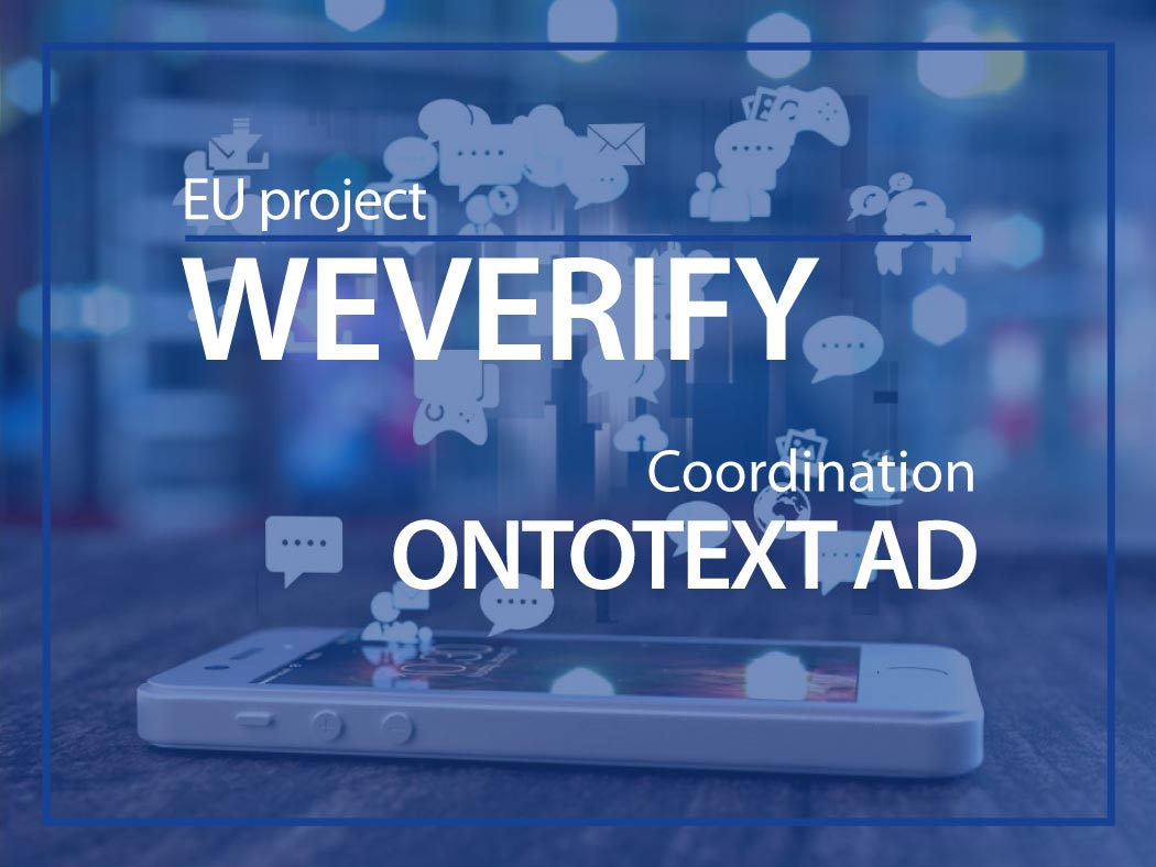 WeVerify EU project