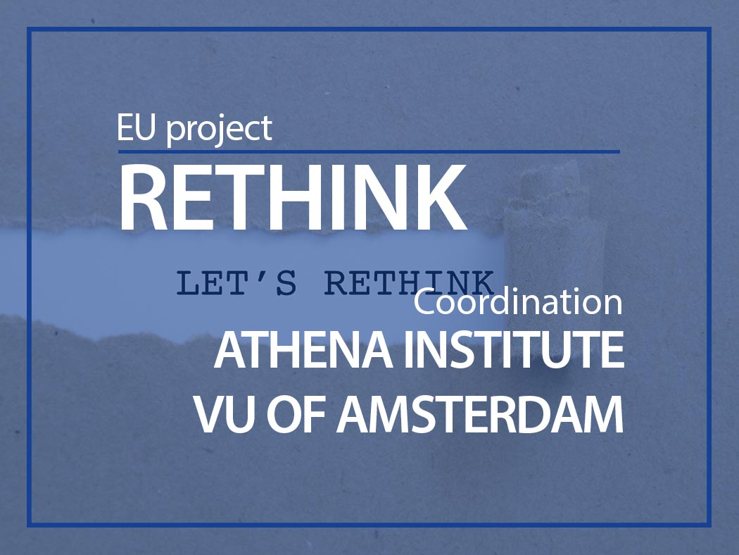 EU Project : RETHINK project