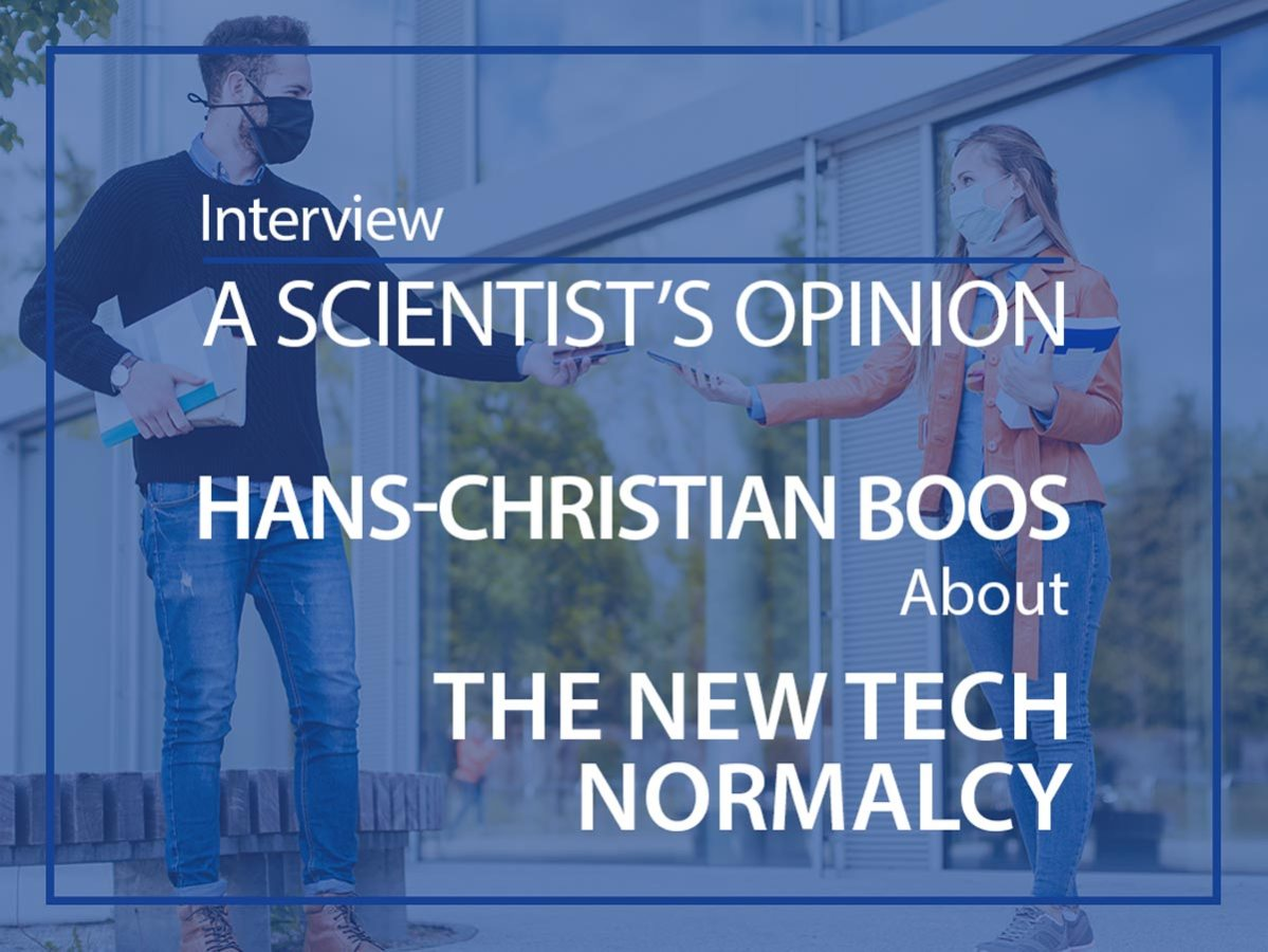 Hans-Christian Boos interview
