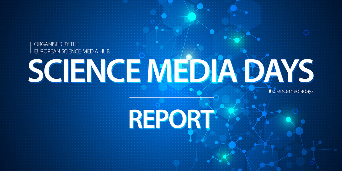 Science media days report