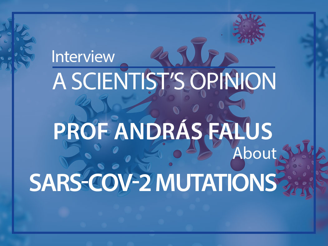 Coronavirus mutation vector background with disease molecules on blue. Medical research or pandemic virus prevention banner with COVID-19 abstract images under microscope. Europe coronavirus mutation