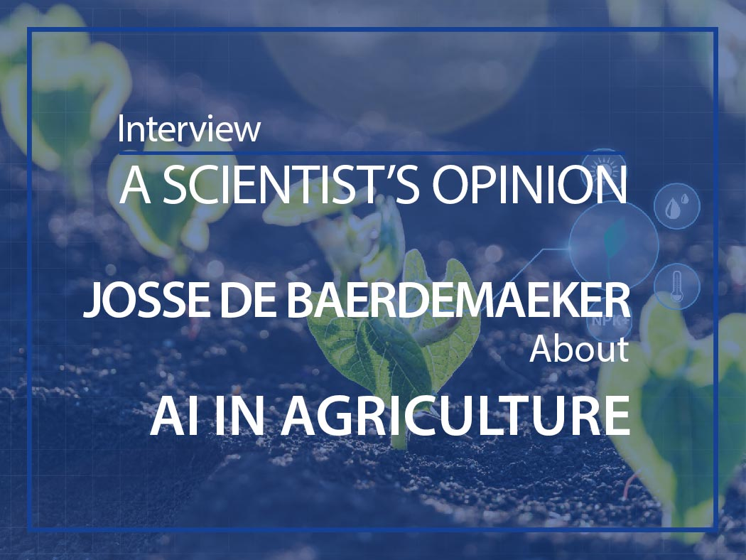 Agriculture and artificial intelligence technology in smart farm. Smart farming ai and precision agriculture