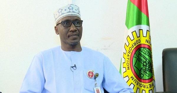 The group managing director, Nigerian National Petroleum Corporation, Mallam Mele Kyari.