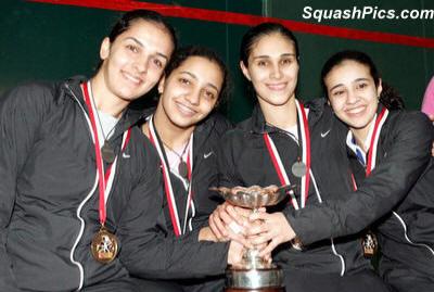Egyptian Women's Team