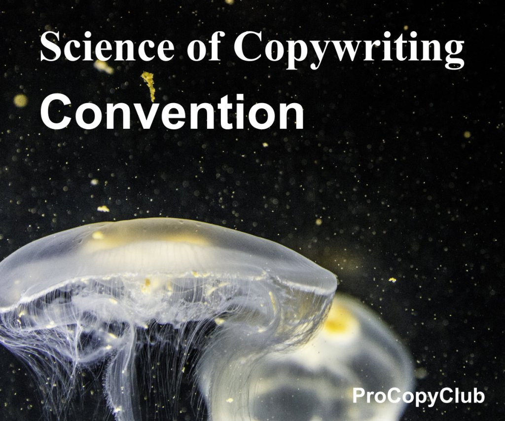 Copywriting Tips - Convention vs Risk