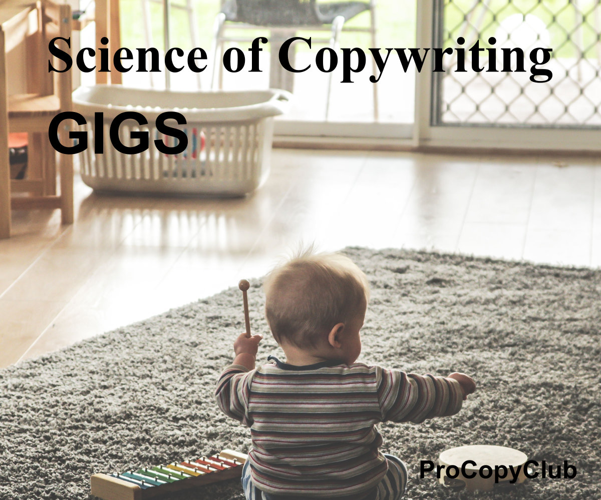 How To Get Your First Copywriting Gig When You're Just Starting Out