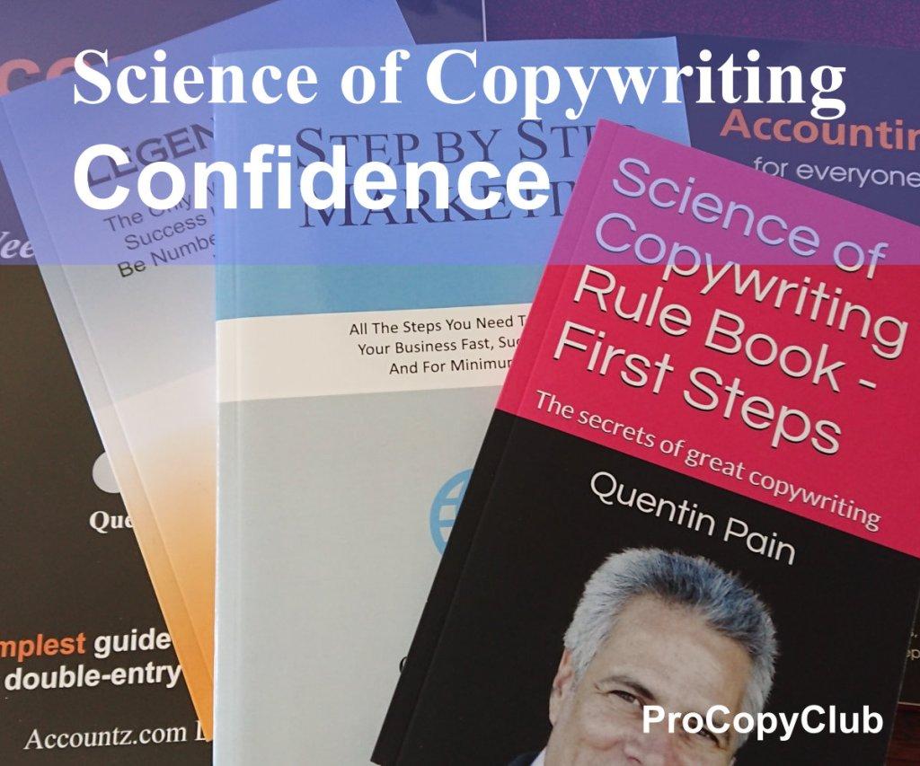 How To Become A Confident Copywriter