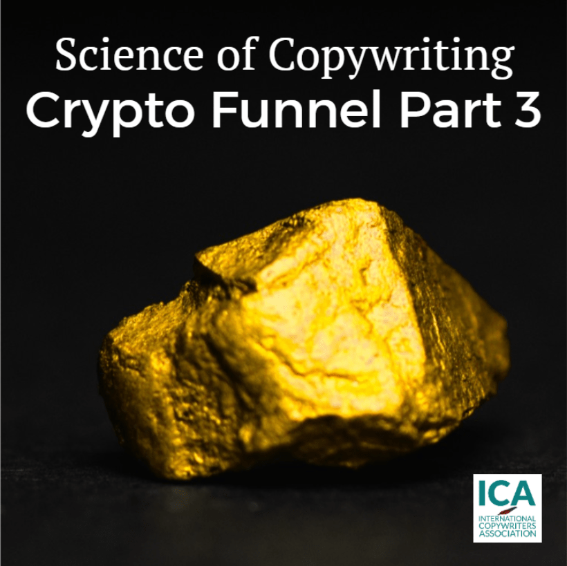 A Crypto Funnel Analysis Part 3 [Copywriting Funnels]