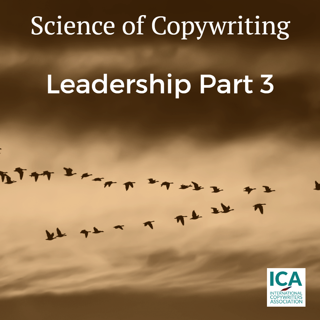 How to become a leader in the copywriting industry. Part 3