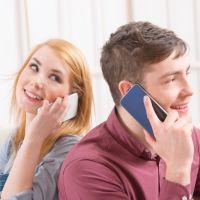 恋人が出来たと周りに知られたくない人は要チェック!恋人と電話する時の注意点
