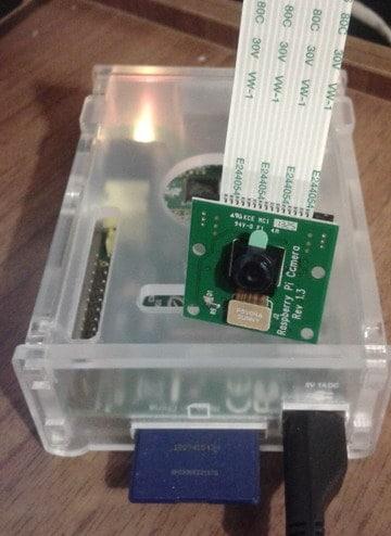 Raspberry Pi camera module | Do It Easy With ScienceProg