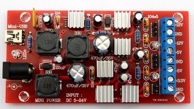 multiple_power_supply_module