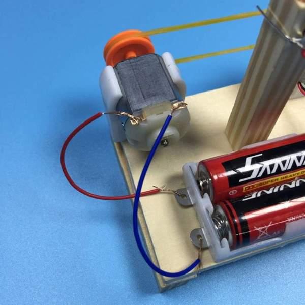 DIY Energy Conversion