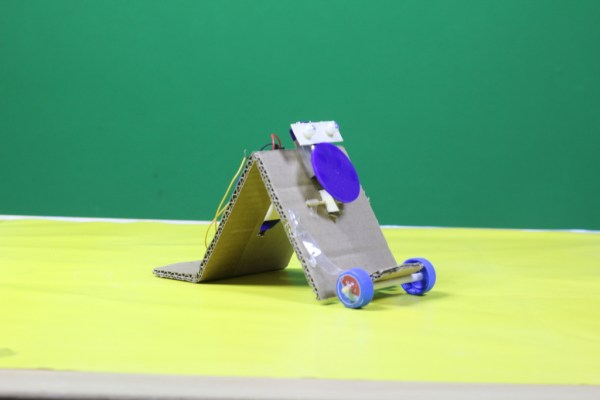 Worm Robot
