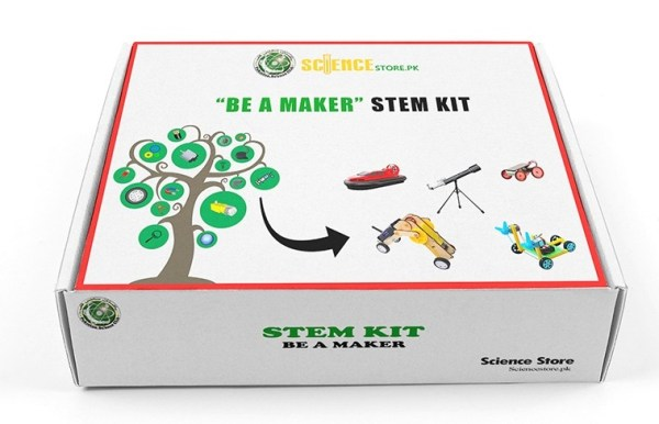 Be a Maker STEM kit